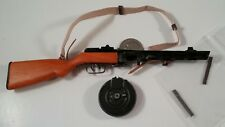 Soldier Story WWII Red Army wood n metal ppsh-41 gun 1/6 toys Soviet Russian 3R