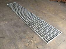 Lot of 4 12ft x 2ft Metal Grate