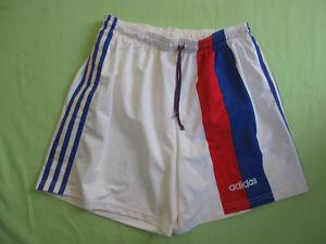 Short Adidas Olympique Lyonnais OL Lyon Vintage Ancien Football - 46 / L