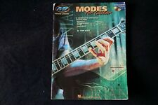 MODES FOR GUITAR SOLOING MUSICIANS INSTITUTE LESSONS INSTRUCTION Book/CD