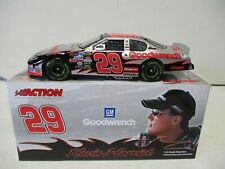 Action 2005 Kevin Harvick GM Goodwrench Quicksilver 1/24