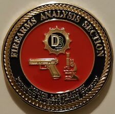 NYPD Firearms Analysis Sec Police Lab Forensic Investigation Div Molon Labe 9/11