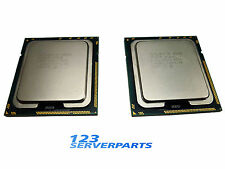 X5650 Matching Pair Intel 6 Core  2.66Ghz 12MB Cache CPU