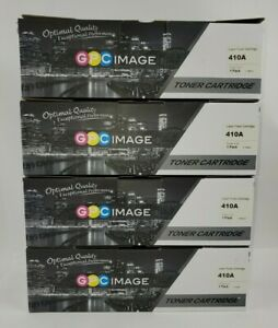 GPC Image 410A Toner YCMB COMPATIBLE HP LASERJET Pro M452dw M452nw MFP M477fnw