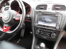 Zenec Z-E 2026 Autoradio & Navi f. VW Eos Golf 5 & 6 / Skoda Seat  USB  BT DAB+