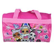 LOL Surprise Girls Overnight Duffle Bag/ Gym Bag/ Travel Bag