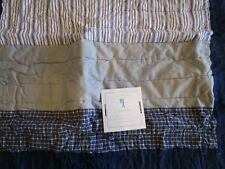 1  Pottery Barn Kids Sullivan standard  quilted  sham  New
