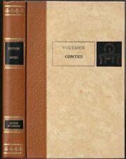 Livres anciens et de collection Voltaire 1900 à 1960, sur contes, légendes