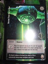 STAR WARS CCG JEDI KNIGHTS CARD MINT/N-MINT RARE 1ST DAY DESTROY THEM SHIP 89R
