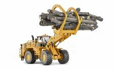TONKIN REPLICAS TR10011, CAT 988K WHEEL LOADER WITH GRABBER ATTACH, 1:50 SCALE