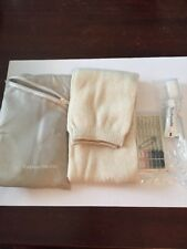 New Vintage Cathay Pacific Business Class Amenity Kit with Socks, Sewing Kit+