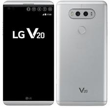 LG V20 - 64GB - Silver (AT&T + GSM Unlocked) Smartphone - NEW INBOX