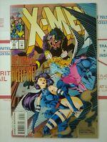 X-Men #29 NICE Marvel Comics Volume 2 xmen x men 29 FEBRUARY 1994