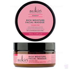 Sukin ROSEHIP Rich Moisture FACE MASK for dry skin 100ml