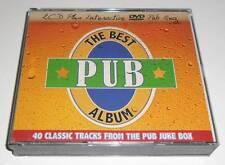 VARIOUS ARTISTS - THE BEST PUB ALBUM - 2006 UK 2 x CD ALBUM + INTERACTIVE DVD