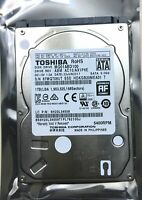 "Toshiba MQ01ABD 1TB,Internal,5400 RPM,6.35 cm (2.5"") (MQ01ABD100) Desktop HDD"