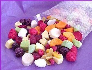 Wax Fruit Combo, Scented, Fake Fruit, 16 OZ