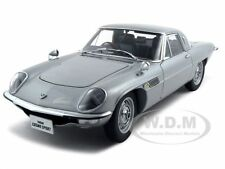 MAZDA COSMO SPORT SILVER 1:18 DIECAST CAR MODEL AUTOART 75933