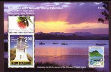 NEW ZEALAND 2007 NORTHLAND MINIATURE SHEET FINE USED.