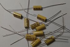 TC205 220nF/100V 5% polyester capacitor - lot of 10 pcs