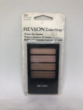 Revlon ColorStay 12 Hour Eye Shadow Quad - IN THE BUFF  #330 - New / Sealed