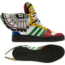 Adidas x Jeremy Scott  Eagle Wings Totem Q23171   UK 9  US 9 1/2