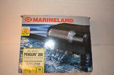 MarineLand Penguin 200 BIO-Wheel Power Filter 30-50 Gallon, 200 GPH