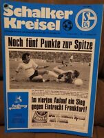 FC Schalke 04 + Schalker Kreisel 05.02.1977 Bundesliga Eintracht Frankfurt /511