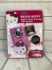Hello Kitty Digital Video Recorder Camera Camcorder 38009 Kids Girl Real New
