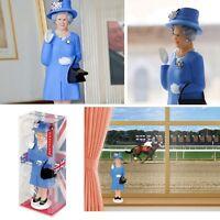Kikkerland Solar Queen Derby Edition NEU/OVP Solarqueen Elizabeth Königin UK