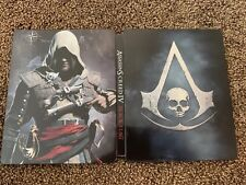 Assassins Creed Black Flag Limited Edition Steel Gook Only G2 Mint