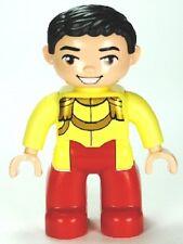 LEGO - Disney Princess - Prince Charming - Duplo Figure (Lego Ville)