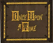 Ecusson Once Upon a Time ecusson  livre d'Henry OUAT Henry's book replica patch