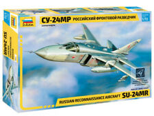 1/72 Russian front-end reconnaissance aircraft Su-24 MR (Zvezda)