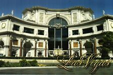 Las Vegas Postcard  -- The Forum Shops at Caesar's Palace (dated 2008)