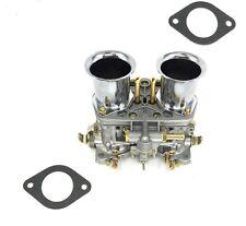 New 44IDF Carburetor For VW Fiat Porsche Bug Beetle With Air Horn 44 IDF