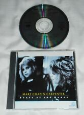 MARY CHAPIN CARPENTER State of the Heart CD 1989 Columbia