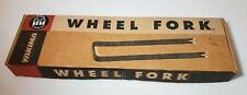 Yakima Wheel Fork Bicycle Mounting