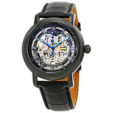 Lucien Piccard Paragon Automatic Mens Watch LP-40036A-BLK-01