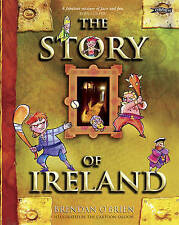 The Story of Ireland by O'Brien, Brendan | Hardcover Book | 9781847171849 | NEW