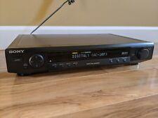 New listing Sony Sdp-E800 Dobly Digital Signal Processor Ac-3 Rf Demodulator Laserdisc