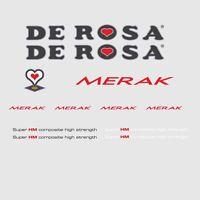 ROSA Merak Calcamonías para bicicleta, Transfers, ADHESIVOS N.4