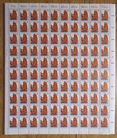 Berlin 874 postfrisch kompletter Bogen SWK Sehenswürdigkeiten BZ Michel 350 €
