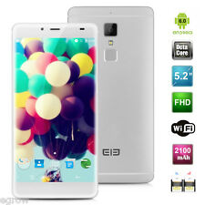 "5.2"" Elephone S3 4G IPS Smartphone 3GB+16GB Android 6.0 Dual SIM Móvil Teléfono"