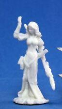 Reaper Miniatures Bones Hyrekia, Female Elf Wizard