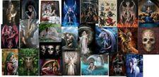 Anne Stokes 3D Lenticular Fantasy Mini Print Post Cards - Various Designs