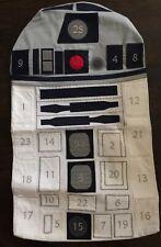 Pottery Barn Kids R2-D2 Star Wars Advent Christmas Calendar