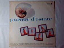 LP PARATA D'ESTATE CATHERINE SPAAK GIORGIO GABER WILMA GOICH ORNELLA VANONI