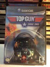 Top Gun: Combat Zones (Nintendo GameCube, 2002) Tested Complete