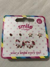 Brand new Smiggle Smile Fabulous Earring Pack